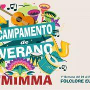 """Campamento: """"Campamento de verano MIMMA"""""""