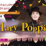 "Cuentacuentos de verano: ""Mary Poppins"", de Pamela Lyndon Travers."
