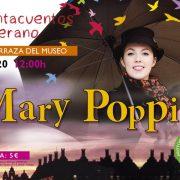 """Cuentacuentos en la terraza del museo: """"Mary Poppins"""""""
