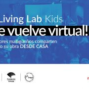 El Living Lab Kids  ¡Se vuelve virtual!