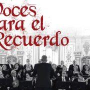 """Concierto coral: """"Voces para el recuerdo"""""""